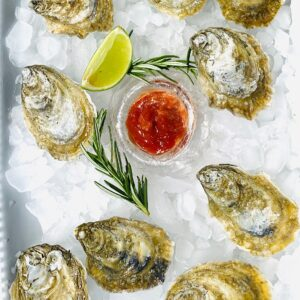Wolf Trap Oysters