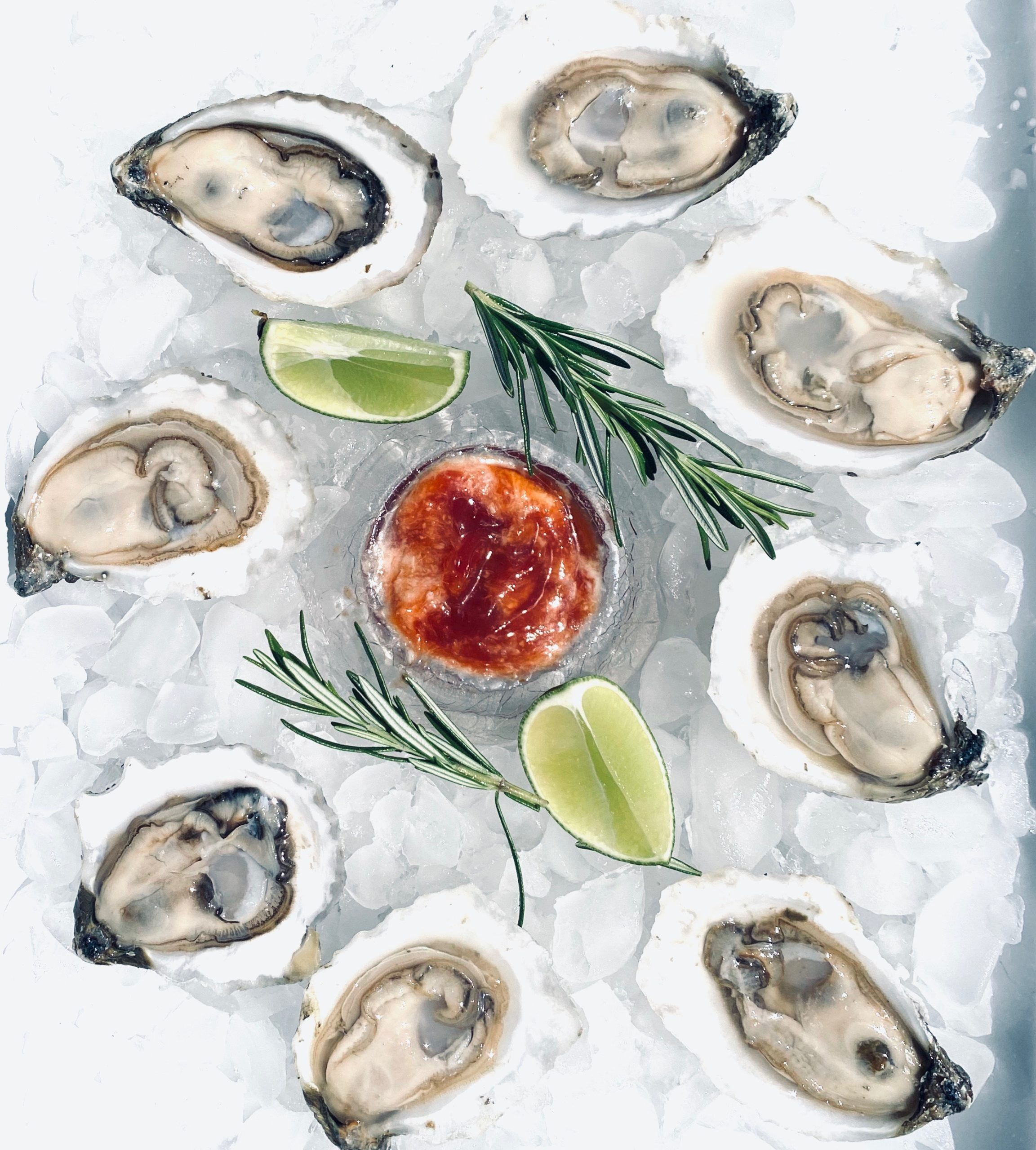 Wolf Trap Oysters | Shucked On The Half Shell